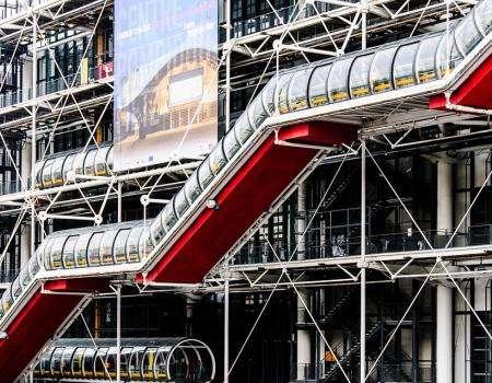 La vie culturelle bat son plein au Centre Pompidou