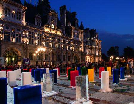 Experience a White Night in Paris this year!