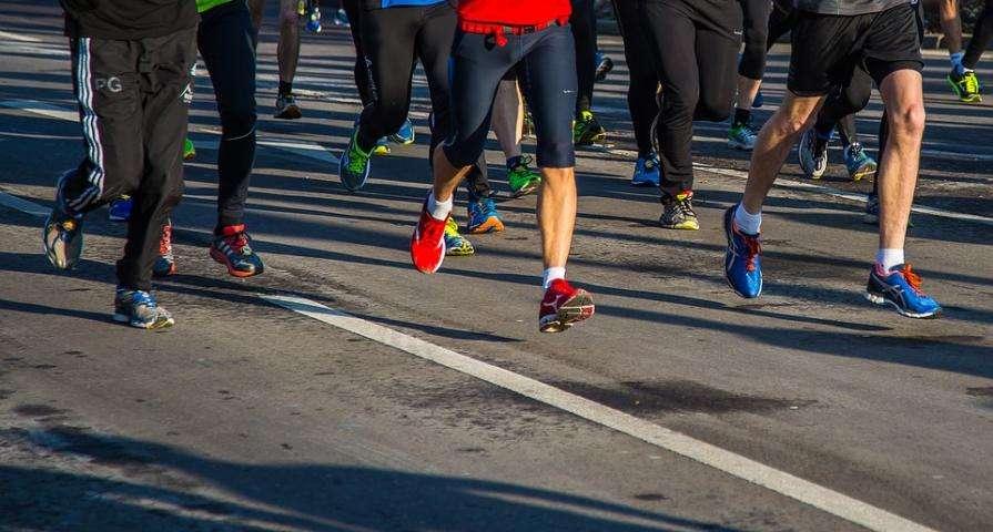 Paris Marathon; let's get running!