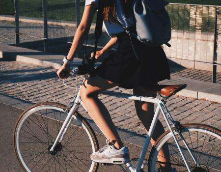 Discover the rich heritage of Paris by bike