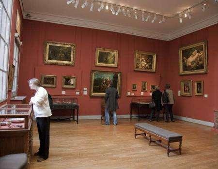 Visite du Musée Eugène Delacroix