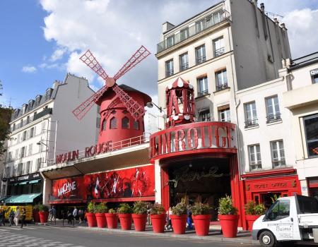 Parisian cabarets