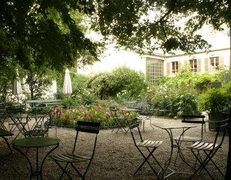 Rose Bakery au Musée de la Vie romantique: régalez-vous!