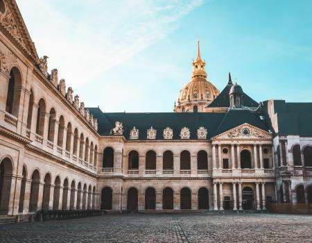 3000 years of history await you at the Invalides