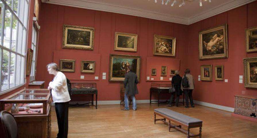A visit to the Eugène Delacroix Museum
