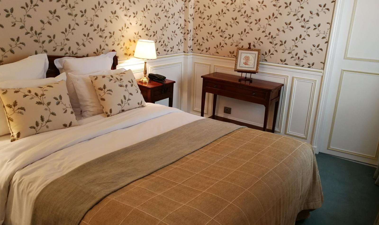 Hotel d'Angleterre - Chambre