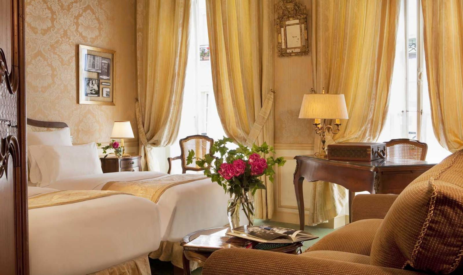 Hotel d'Angleterre - Chambre Confort (Double ou Twin)