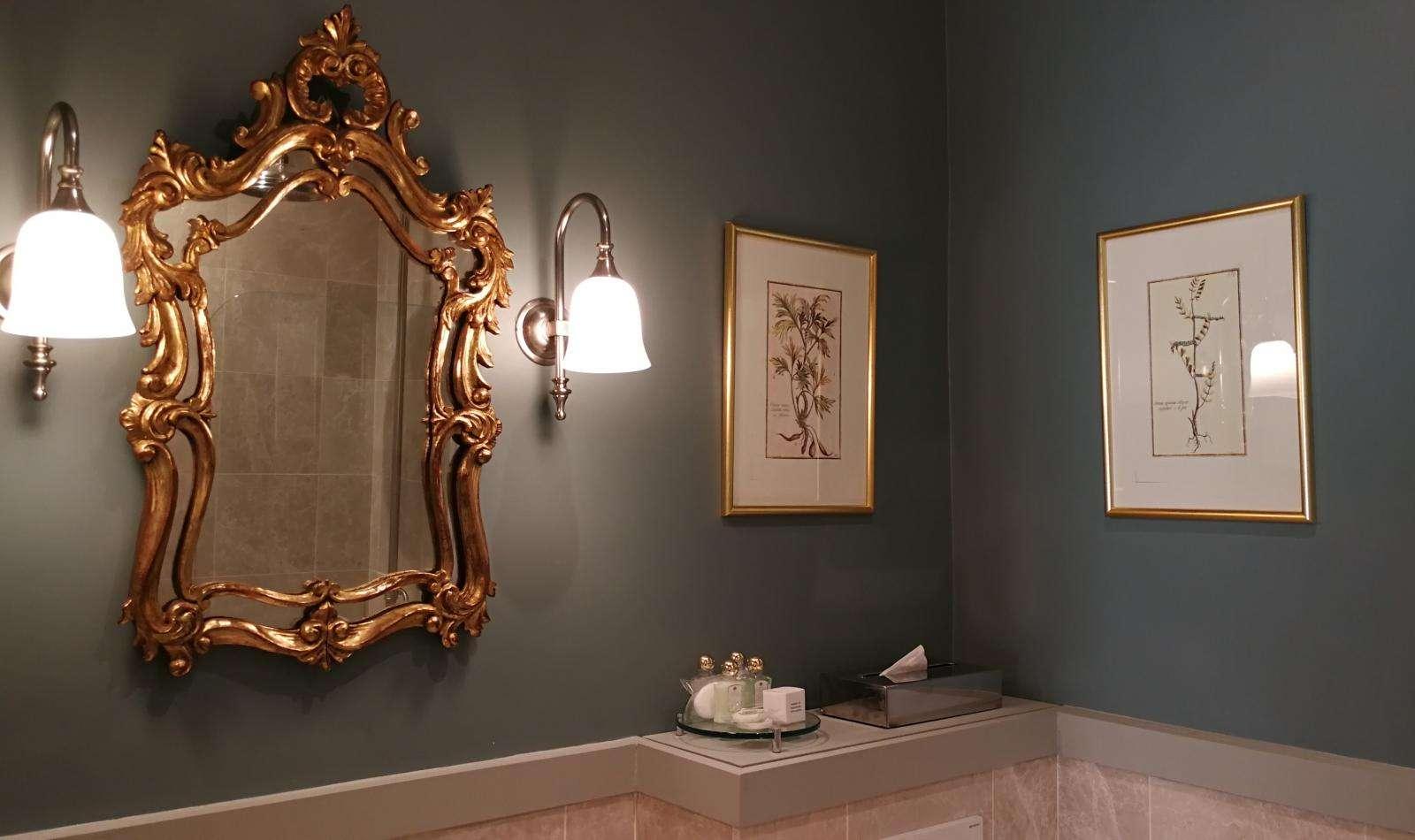Hotel d'Angleterre - Chambre Confort - Salle de bain
