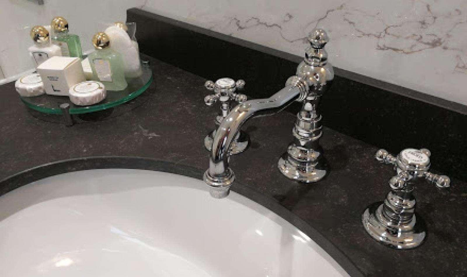 Hotel d'Angleterre - Chambre - Salle de bain