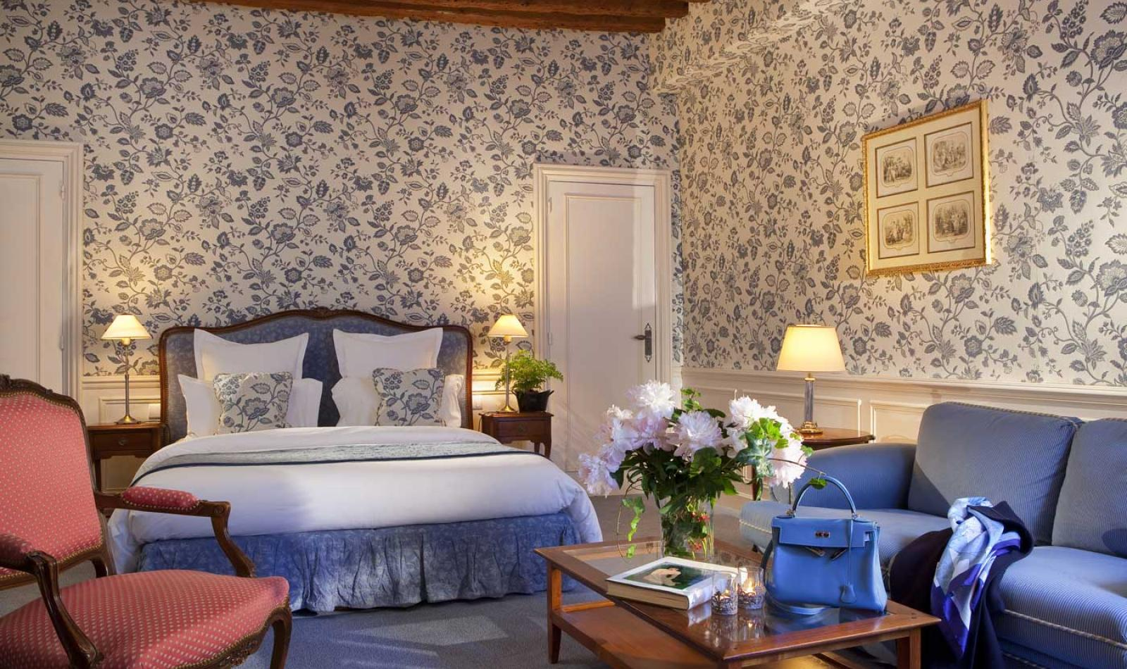 Hotel d'Angleterre - Chambre Supérieure (Double ou Twin)