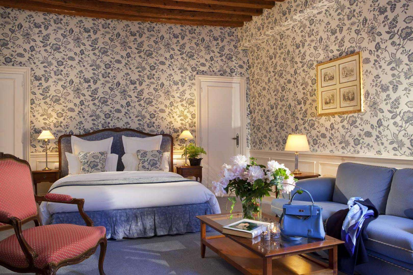 Chambre D Hotel Deco hôtel d'angleterre - photo gallery - in the heart of saint