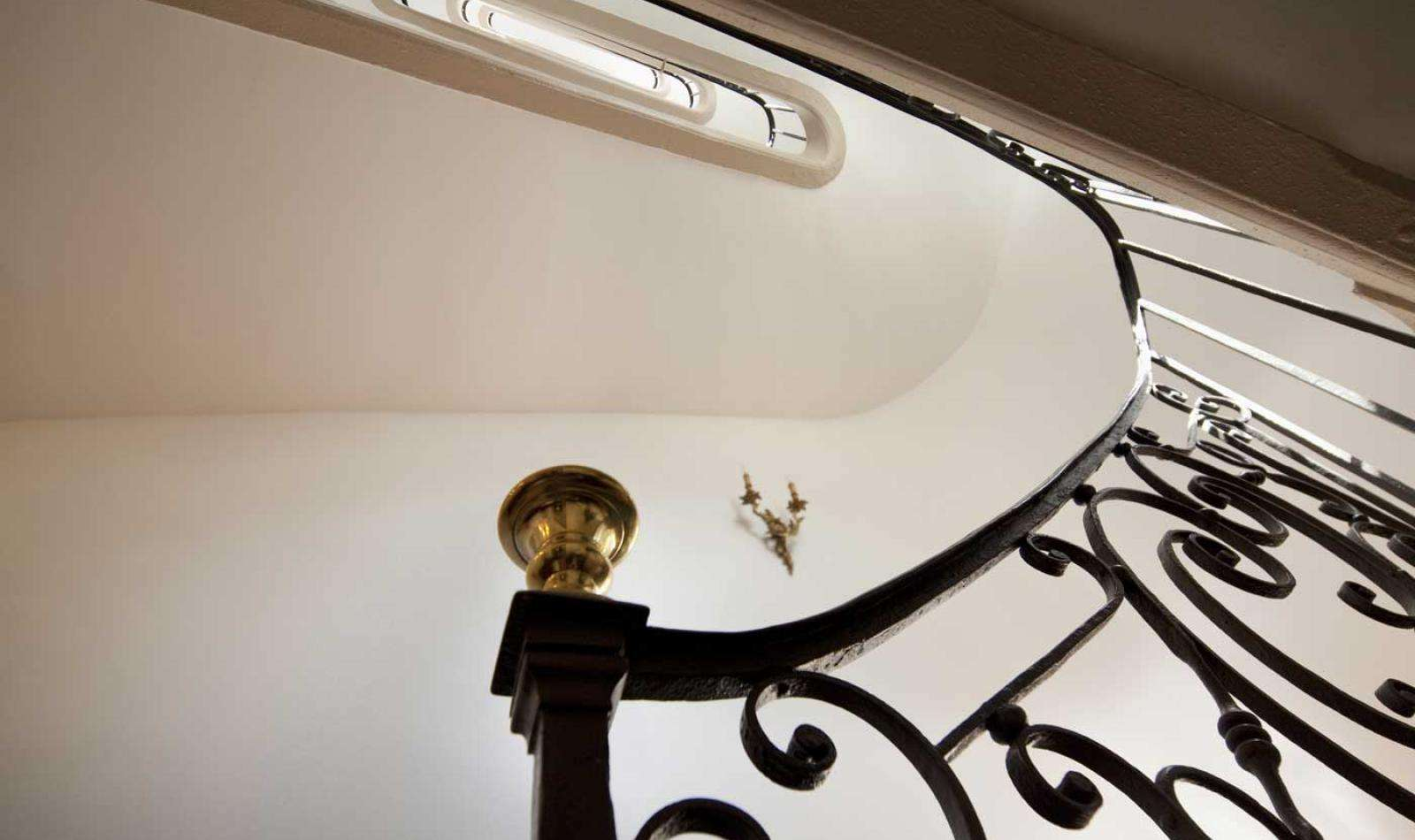 Hotel d'Angleterre - Couloir